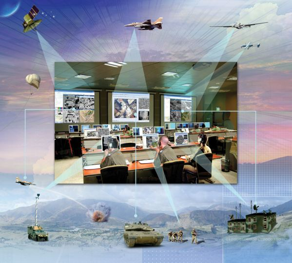 """""""ImiLite"""" ISR Command and Control Exploitation System"""