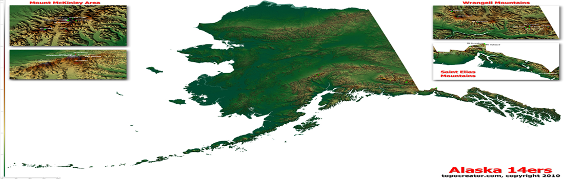 USGS Releases More Than 400 Updated US Topo Maps of Alaska ...