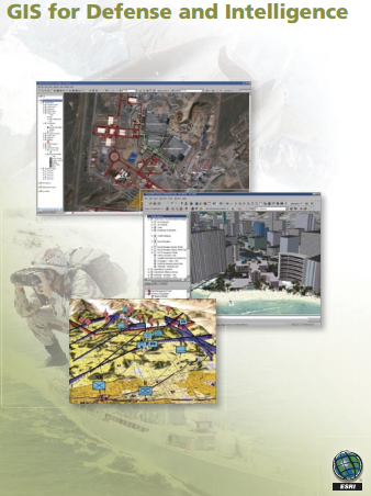 GIS for Defense and Intelligence