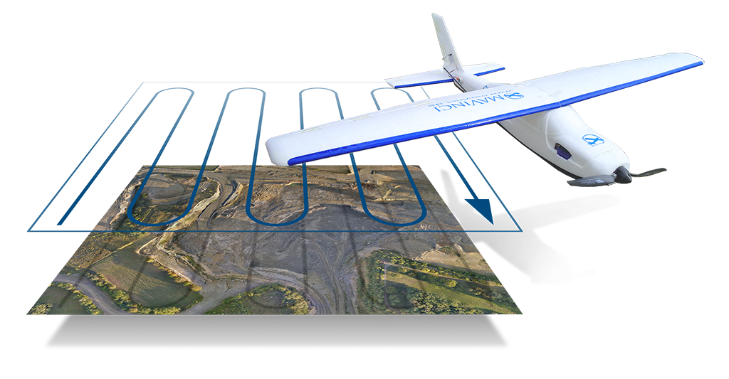 unmanned aerial positioning system