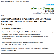 Supervised Classification of Agricultural Land Cover_2