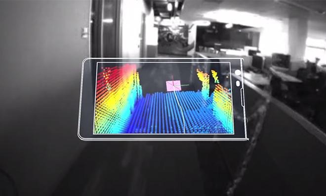 Google's Project Tango Android phone_ Source_ Google
