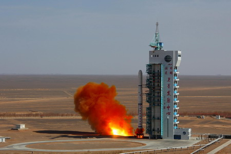 Yaogan-IX-launch