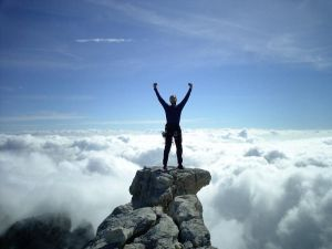 step up to mountainn challange