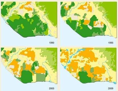 Land Cover and Land Use