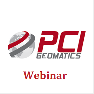 pci geomatica Webinar on Combining SAR and Optical Imagery