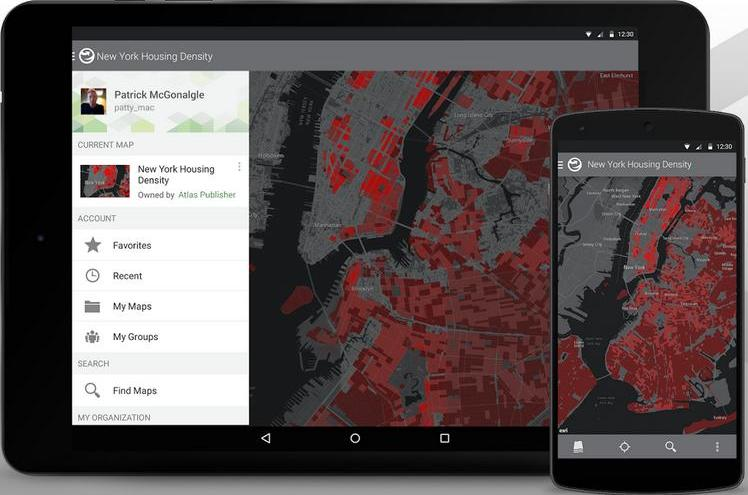 arcgis explorer on android
