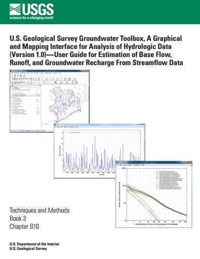 U.S. Geological Survey groundwater toolbox