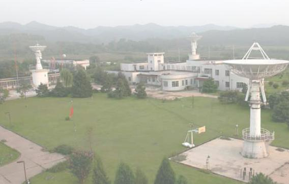 One of China's satellite data receiving stations located in Beijing Photo: cehui8.com