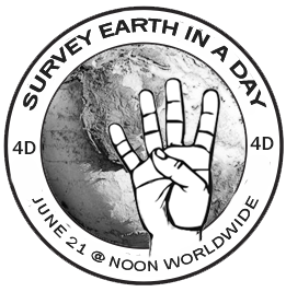 Survey Earth in a Day 4D