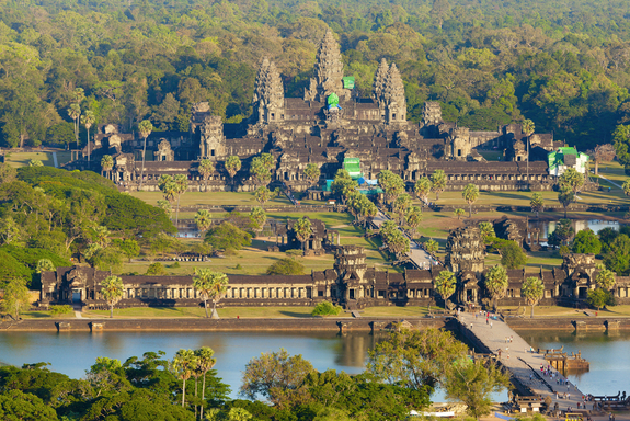 Angkor Wat  Credit: Live Science