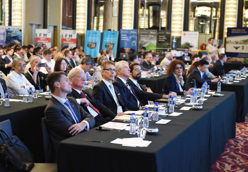 RIEGL_LIDAR2015_conference_opening