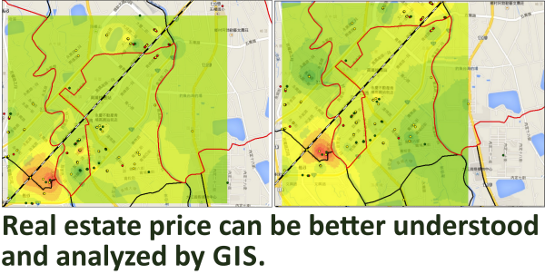 20150609 Real Estate Analysis by GIS