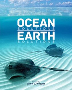 Ocean Solutions, Earth Solutions incudes 16 peer-reviewed papers presented in chapters that showcase the latest and best ocean and coastal science using spatial analysis and GIS.