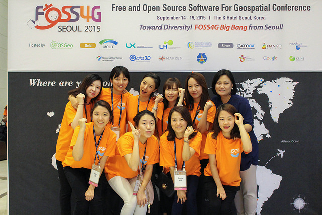 Asian geospatial conference one