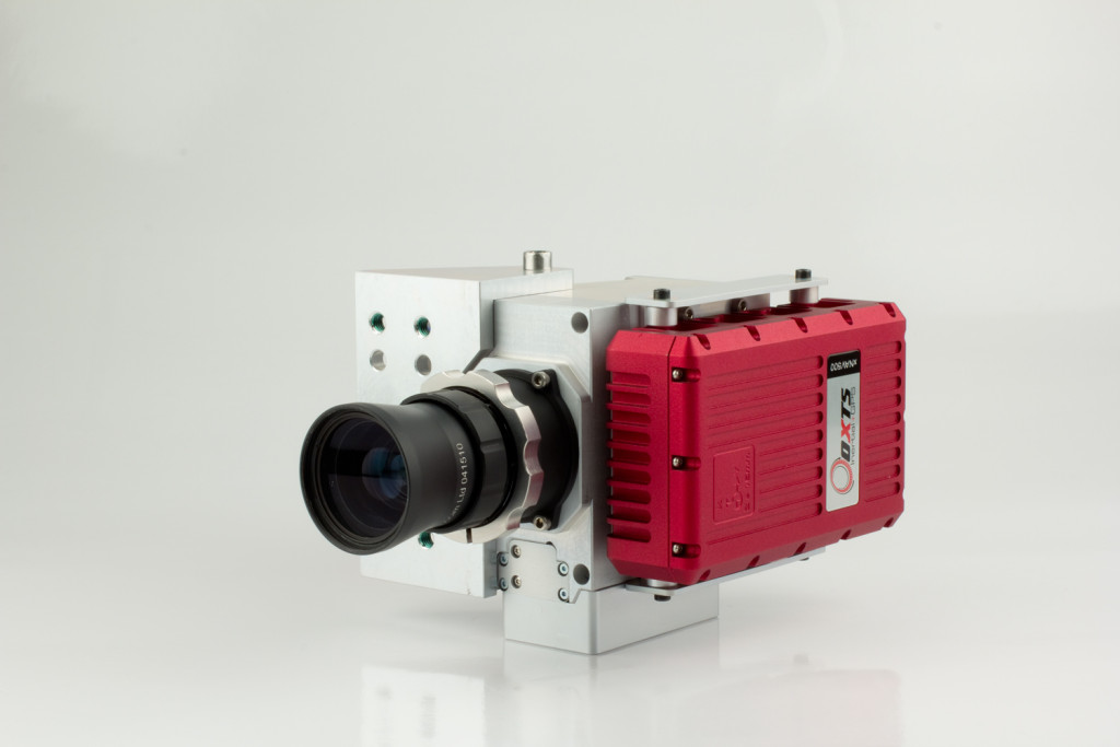 Complete compact hyperspectral system with no compromises. © SPECIM, Spectral Imaging Oy Ltd.