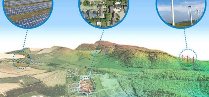 Aerial Mapping Pioneer Bluesky Supports Clean Energy Campaign