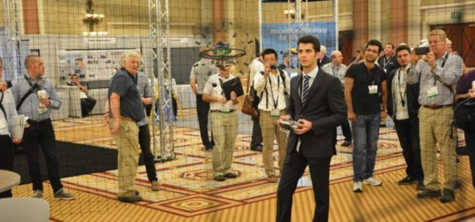 First Annual Commercial UAV Expo Gets Sky-High Marks from Industry Insiders