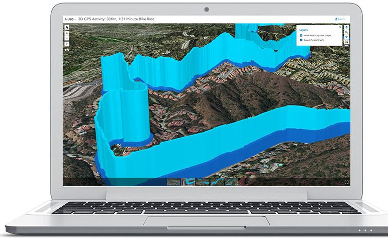 arcgis Scene Viewer