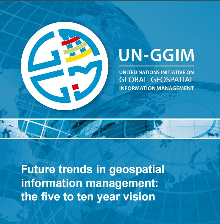 Future Trends in Digital Mapping-geospatial information