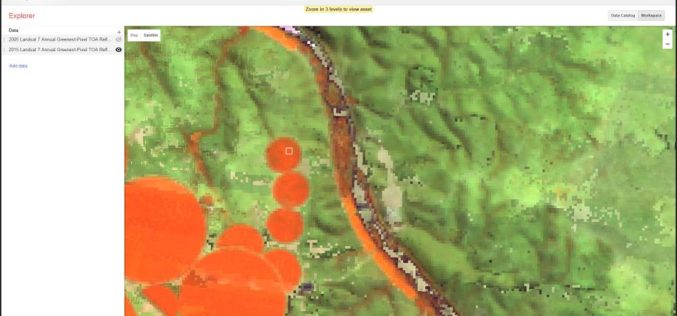 Google and FAO Partner to Make Remote Sensing Data More Efficient and Accessible