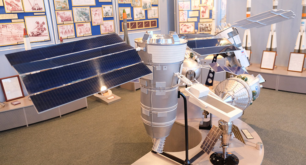 Russia to Launch New Resurs-P Satellite on March 12 - Manufacturer Credit: Sputnik News