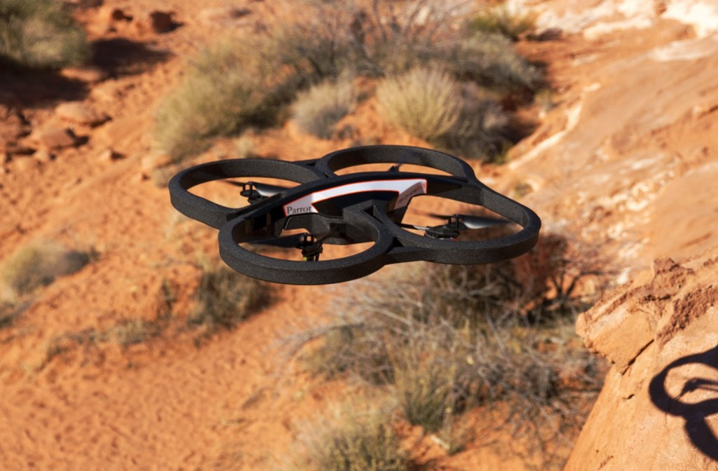 The UAVs designed for plateau missions are usually installed with high span chord ratio wings, which provides more lifting force at a relatively low airspeed. Credit: drone-rss