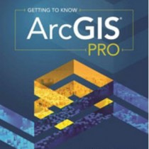 This is Esri's first workbook for ArcGIS Pro, a powerful, project-based professional GIS desktop application with a modern ribbon interface.