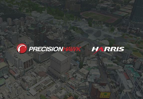 PrecisionHawk and Harris Corporation