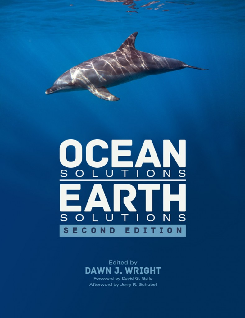 Ocean Solutions—Earth Solutions. Second Edition. Source: Esri