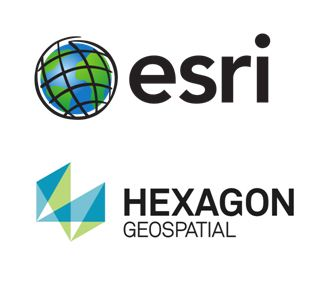 Esri and Hexagon