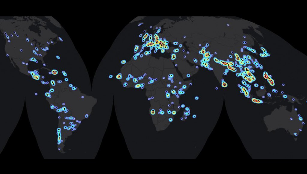 Global Satellite-based Emergency Mapping