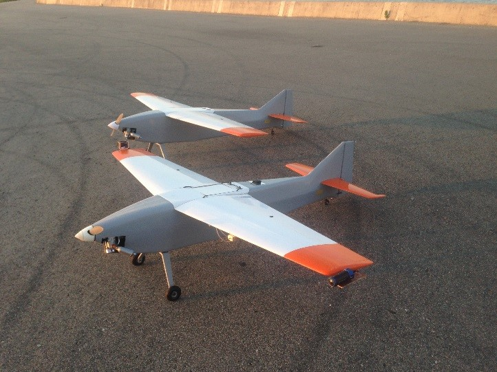 Terra UAV which keeps flying for more than 5 hours. Credit: Terra Drone