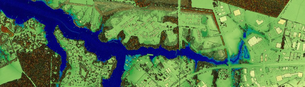 Leica RealTerrain enables for the first time in history the efficient collection and rapid processing of large area LiDAR data.