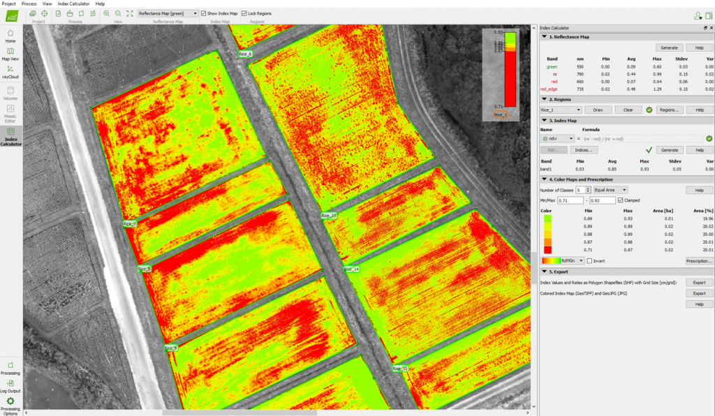 ag-Drone Mapping in Agriculture