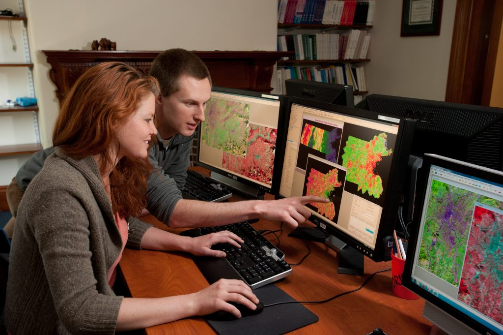 Gender in Geographic Information System (GIS)-Climate Change Impacts