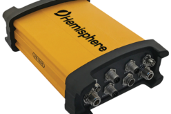 Hemisphere GNSS Announces Vector™ VR1000 Rugged GNSS Receiver for Machine Control Applications