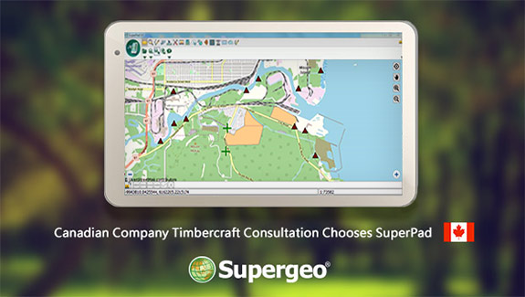 SuperPad-Mobile-GIS-Software