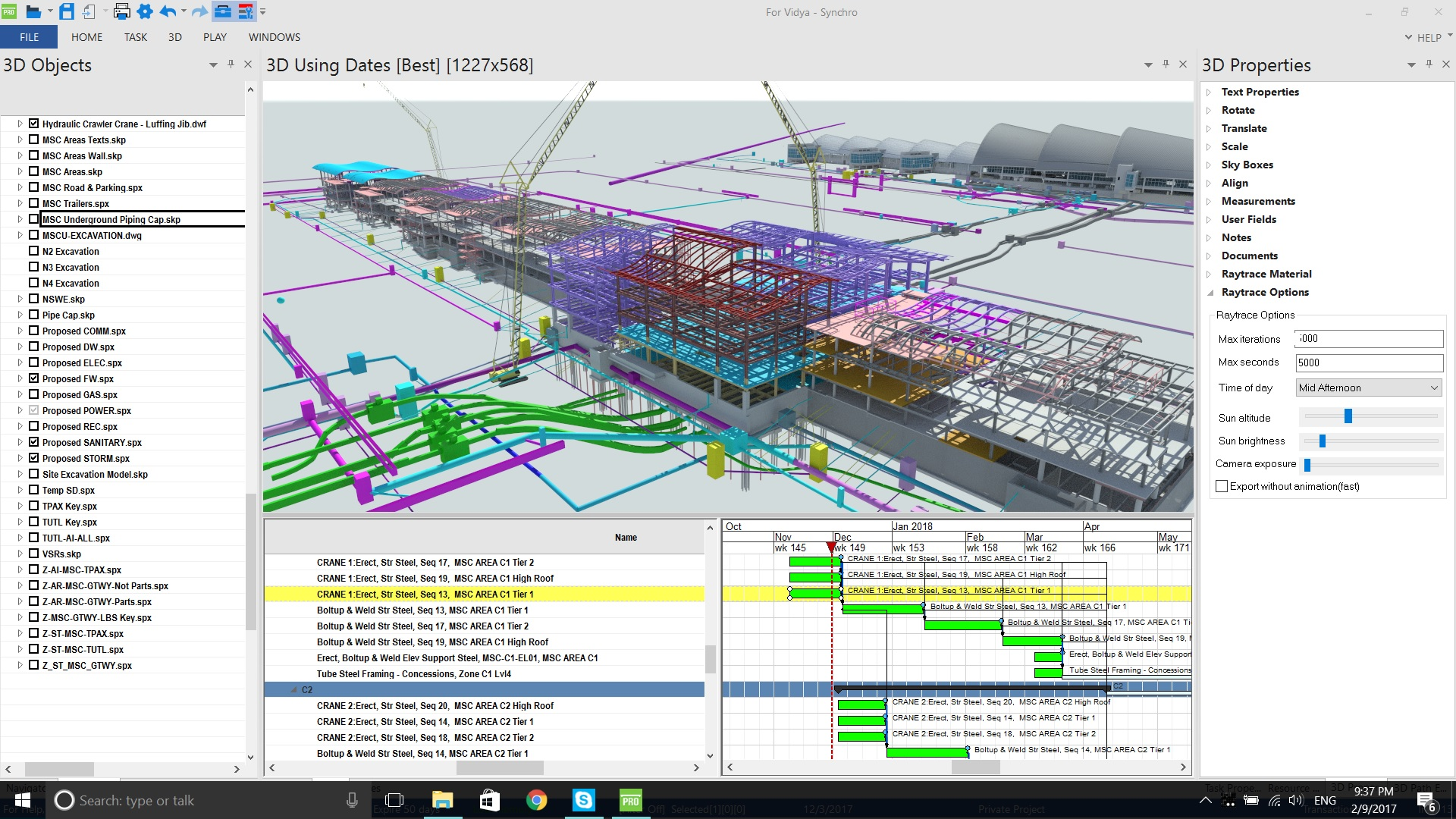 Bentley Systems Acquires Synchro Software To Extend