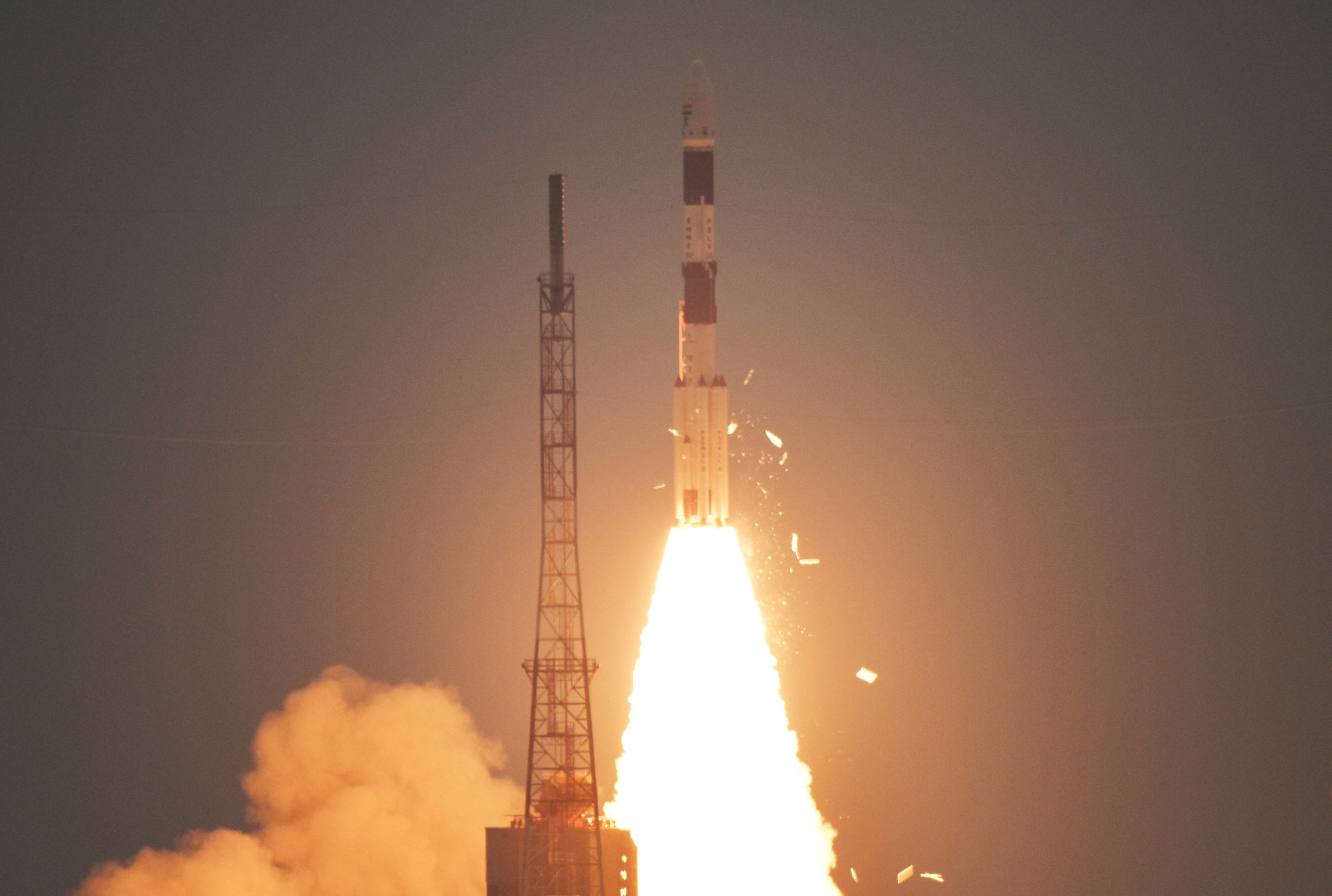 PSLV-C47 / Cartosat-3 Liftoff