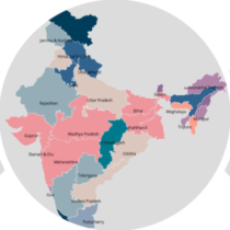 map the spread of COVID-19 using Transerve Online Stack - India Geospatial Stack-geospatial mapping