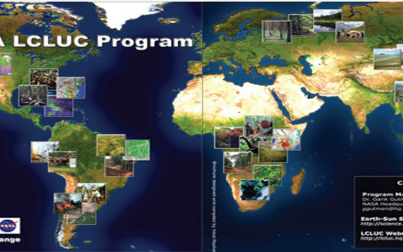 NASA Land-Cover and Land-Use Change (LCLUC) Program