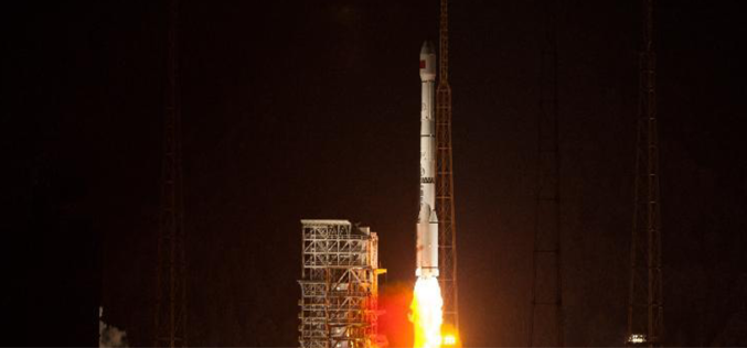 China Sends Remote-Sensing Satellite into Space