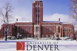 University of Denver Offering Master and Graduate Certificate Course in GIS