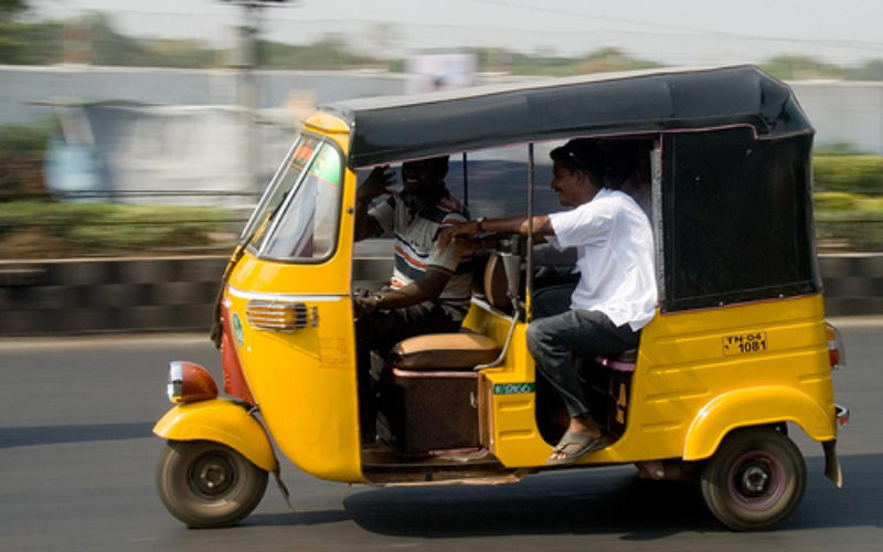 Auto-rickshaws in Chennai to be fitted with GPS meter