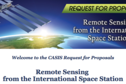 CASIS Re-Issues RFP in the field of Remote Sensing