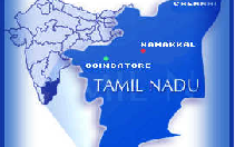 GIS Governance for Tamil Nadu State, India