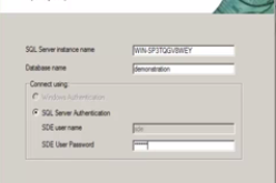 Installation of ArcSDE 10 on SQL Server 2008 R2