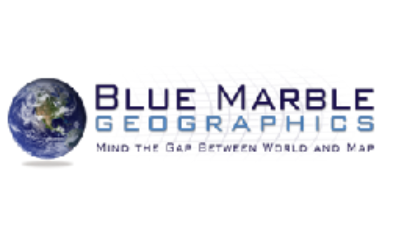 "Blue Marble Releases the Geographic Calculator 2014 with Support and Display of EPSG ""Area of Use"" Polygon Data"