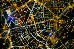 PR: Bluesky Begins Night Time Aerial Photo Mapping Trials